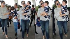 These Pictures of Kareena Kapoor Khan Calming Down A Teary-Eyed Taimur Will Melt Your Heart