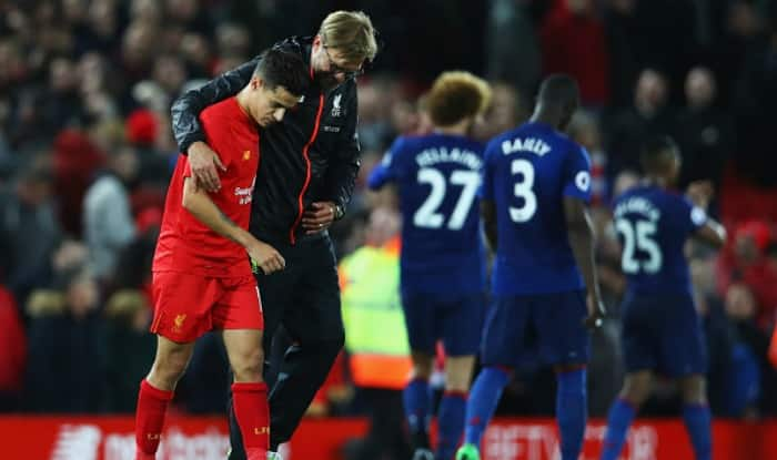 Philippe Coutinho 'Not For Sale', Says Liverpool Manager Jurgen Klopp