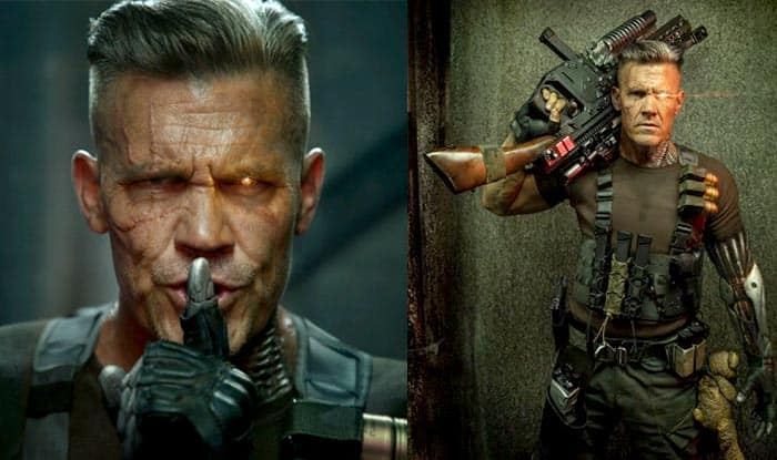 Deadpool 2: Ryan Reynolds Shares The First Look Of Josh Brolin As Cable And We Are Intrigued!