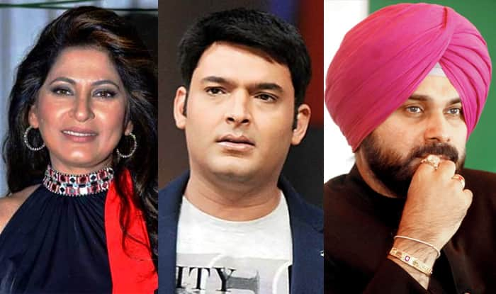 Kapil Sharma Ticks Navjot Singh Sidhu Off As He Gets Archana Puran Singh To Fill In For Him