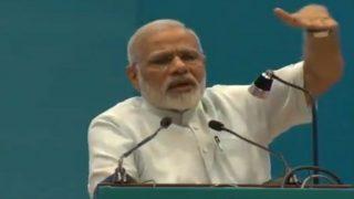 Pm Narendra Modi warns his ministers not to stay in five star hotels and say no to psus facilities |  मोदींनी दिली मंत्र्यांना तंबी; म्हणाले…