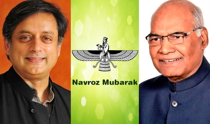 Parsi New Year 2017: President Ram Nath Kovind, Shashi Tharoor And Other Leaders Wish Happy Navroz And Pateti