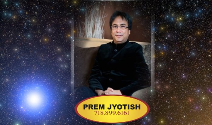 One-on-One with Astrologer Numerologist Prem Jyotish: October 1 – October 29