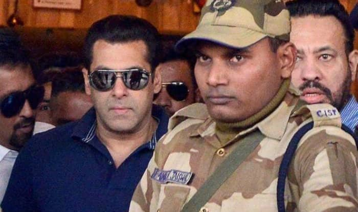 Salman Khan Faces Death Threat From Punjab-based Gangster; Linked To Blackbuck Case?