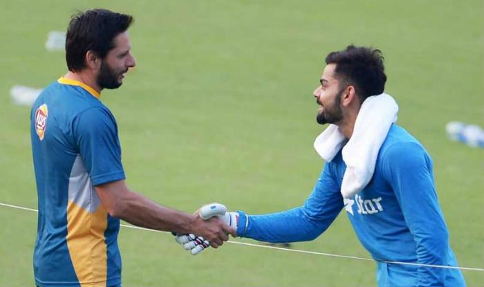 Sachin Tendulkar, MS Dhoni, Virat Kohli, Shahid Afridi, Afridi on Kohli, India vs Pakistan, ICC World Cup 2019, Shahid Afridi Autobiography