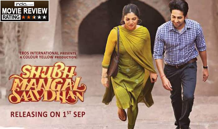 Shubh Mangal Saavdhan Movie Review: Ayushmann Khurrana – Bhumi Pednekar's Film Is Like An Arousing Foreplay That Ends In A Disappointing Climax