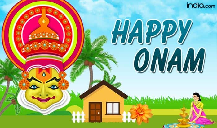 Pictures of onam wishes