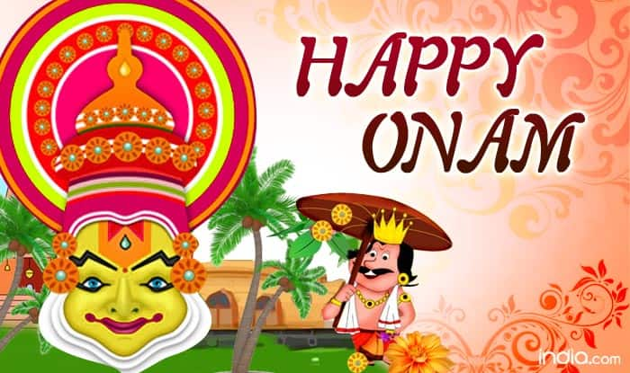 Happy Onam 2017: Best Onam Greetings, WhatsApp GIF Images, Facebook Quotes, & eCards to Send Messages for Malayalam Harvest Festival