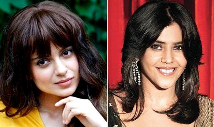 After Karan Johar, Did Ekta Kapoor Take A Jibe At Kangana Ranaut's AIB Video?