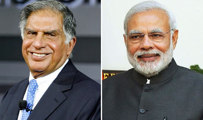 Ratan Tata Endorses Narendra Modi, Says 'New India' Will Emerge Under PM's Leadership