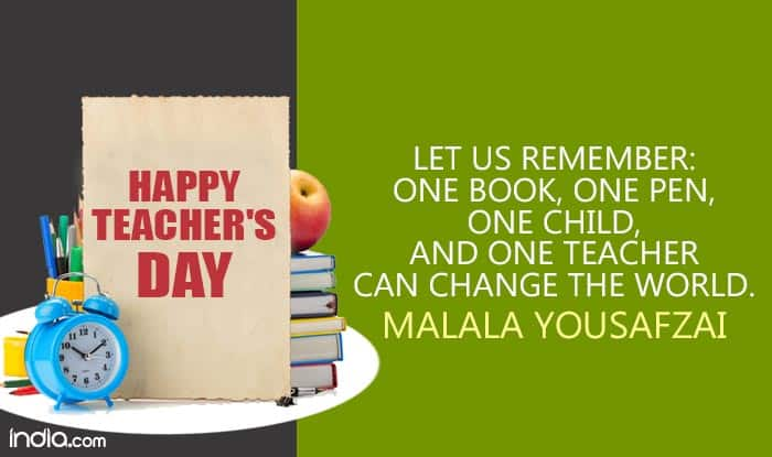 Teachers' Day Quotes in English: 11 Best Famous & Inspirational Sayings to Share With Your Mentor on Teacher's Day 2018