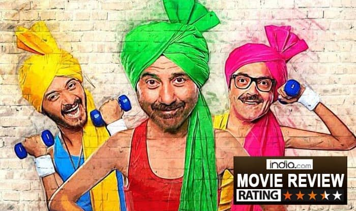 Poster Boys Movie Review: Sunny Deol, Bobby Deol, Shreyas Talpade Shun Vasectomy Myths And Taboos In This Rip-Roaring Comedy