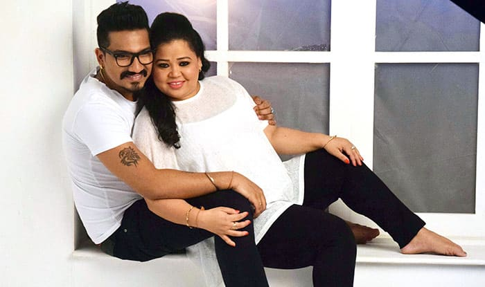 Bharti Singh And Fiance Haarsh Limbachiyaa's Pre-Wedding Shoot Is Too Cute To Be Missed – View Pics