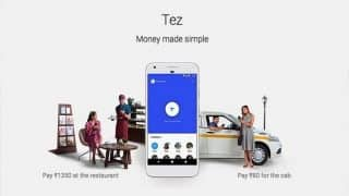 Google Tez: Here's How The Digital Payment App Works