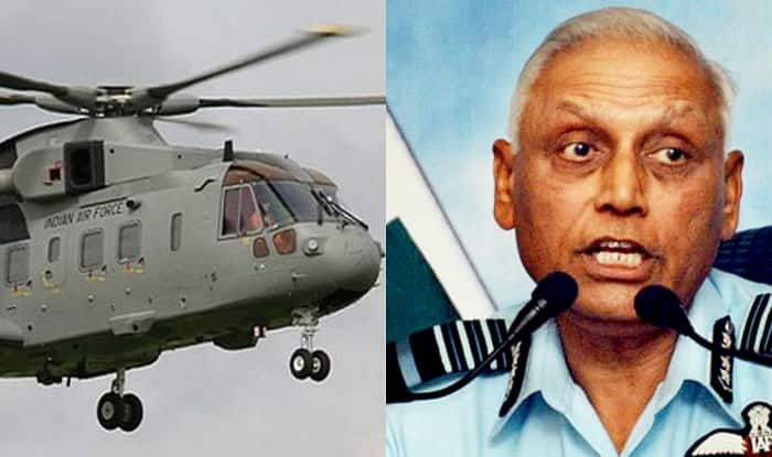 CBI Files Chargesheet in Agusta Chopper Case; Ex-IAF Chief SP Tyagi, 8 Others Booked