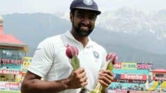 Birthday Special: Ashwin Turns 33 - Top 5 Records of India Off-Spinner