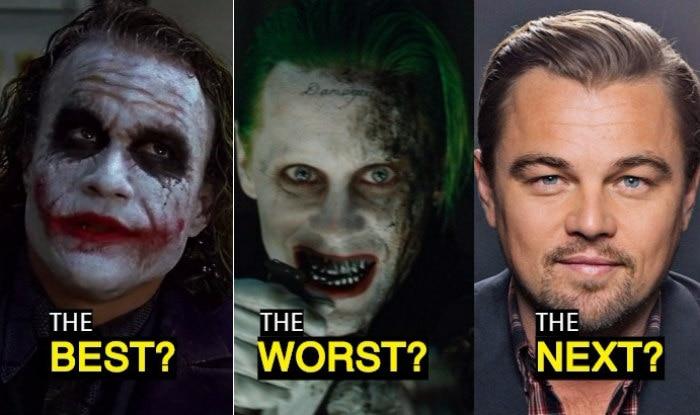 Leonardo DiCaprio is The Next Joker? 5 Actors Who Portrayed the Role of Iconic Batman Villain