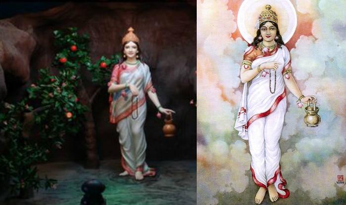 Brahmacharini-Navratri-2017-dates