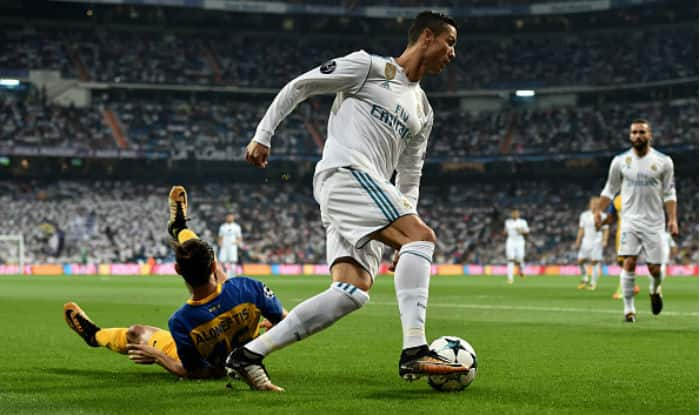 Real Madrid vs APOEL FC, Champions League: Cristiano Ronaldo Scores Twice on His Return After Ban