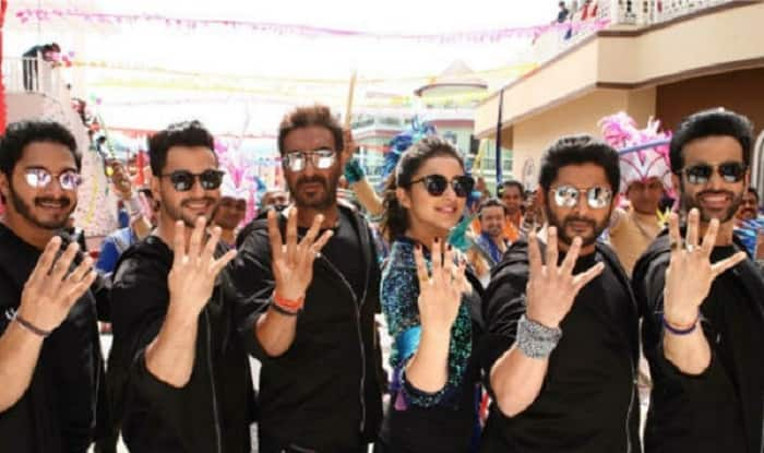 Ajay Devgn's Golmaal Again Trailer Sets A Record On Day 1, Garners Over 20 Million Views