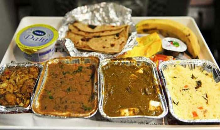 IRCTC catering