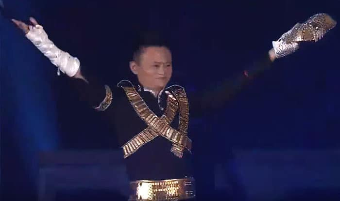 Alibaba Founder Jack Ma Dances To Michael Jackson's Songs At Company's 18th Annual Party (Watch Video)