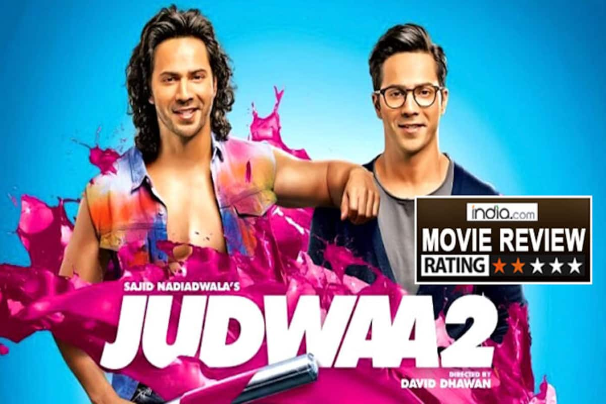 Judwaa 2 Movie Review: Varun Dhawan's Identical Twin of Salman Khan's  Judwaa Should Have Stayed In The 90s | India.com