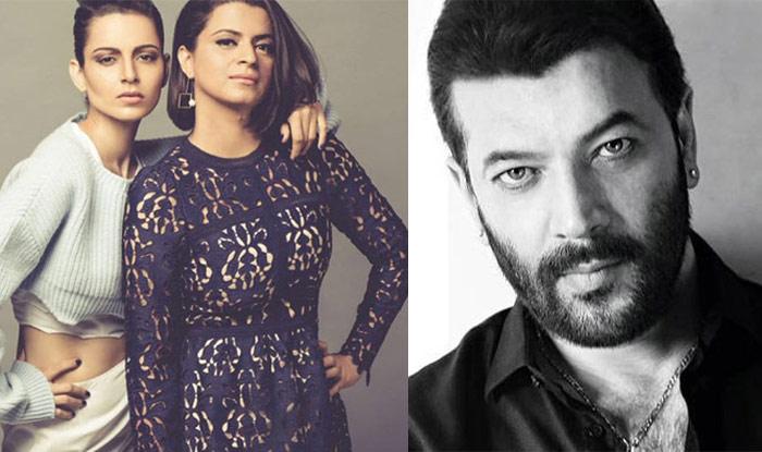 Aditya Pancholi Takes Credit For Kangana Ranaut's Stardom, Sister Rangoli Slams the Actor On Twitter