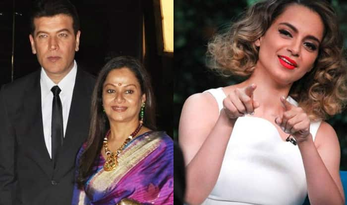 Simran Actress Kangana Ranaut Responds To Aditya Pancholi-Zarina Wahab's Legal Notice