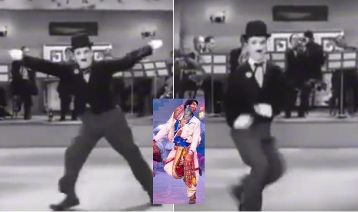 Navaratri 2017 Garba Has Charlie Chaplin Dancing on Navratri Songs: Watch Viral Videos with Funny Dance Steps
