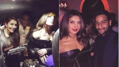 Before Slaying The Red Carpet, Priyanka Chopra Attends The Pre-Emmy Party – View Inside Pics