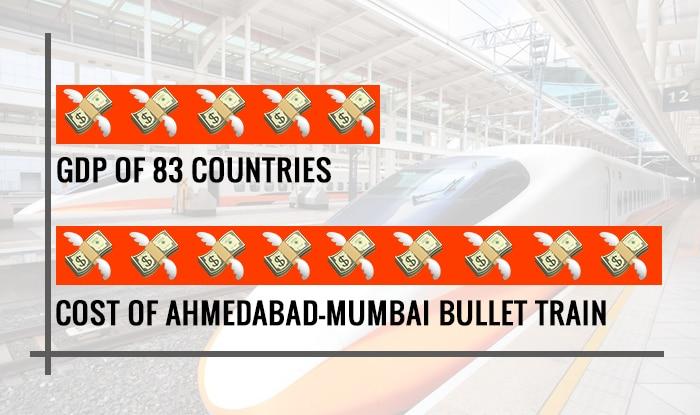 Ahmedabad-Mumbai Bullet Train