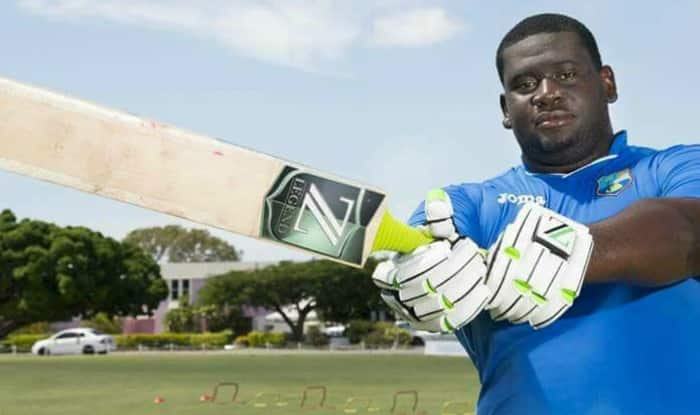 Rahkeem Cornwall, Rahkeem Cornwall Weight, Rahkeem Cornwall Height, Rahkeem Cornwall to Lose Weight, West Indies Cricket Chief, Windies Cricket Chief Predicts Cornwall Will Lose Weight, India vs West Indies 2019, India tour of Windies 2019, Cricket News, Rahkeem Cornwall Weight Issues, Cornwall in Windies Test Squad, Cornwall Earns Maiden Test Call-Up, Rahkeem Cornwall West Indies Cricket