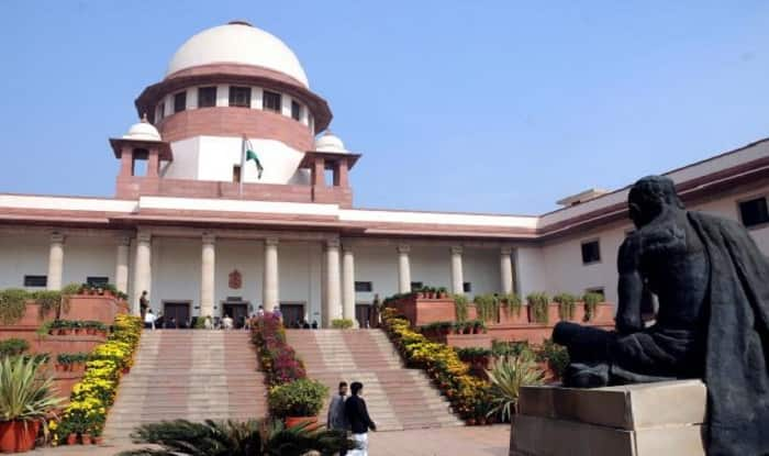 Supreme Court of India (File image/PTI)