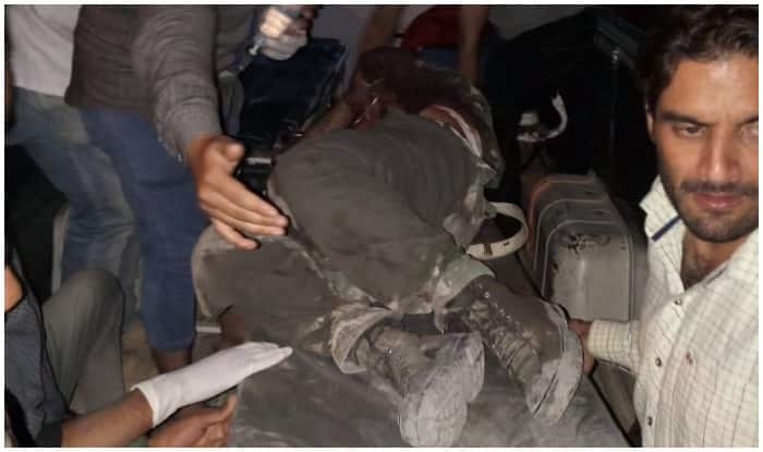 Kashmir: Terrorist attack on SSB camp in Banihal | कश्मीर: आतंकियों का एसएसबी कैंप पर हमला, एक जवान की मौत