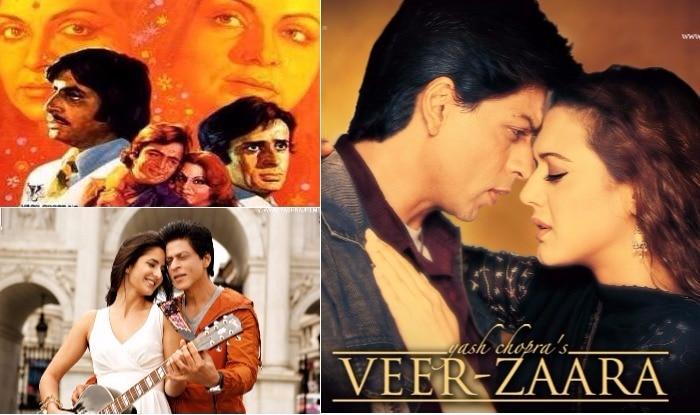 Yash Chopra 85th Birth Anniversary: 5 Most Romantic Movies Yash Chopra Gifted Every Lover