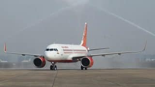 Air India Flight Rams Into Truck at Delhi Airport, no Casualty Reported