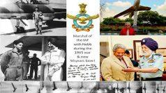 1965 war hero narrated the golden memories of marshal Arjan Singh   1965 युद्ध के हीरो ने सुनाई मार्शल अर्जन सिंह की सुनहरी यादें