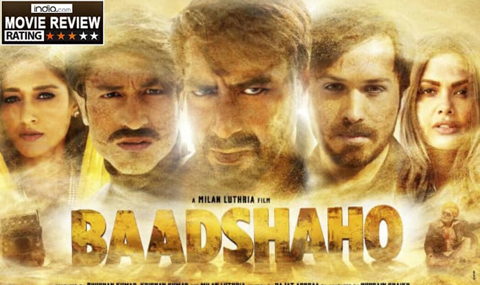 Baadshaho Movie Review: Ajay Devgn – Emraan Hashmi Strike Gold; Steal Your Heart In This Heist Thriller