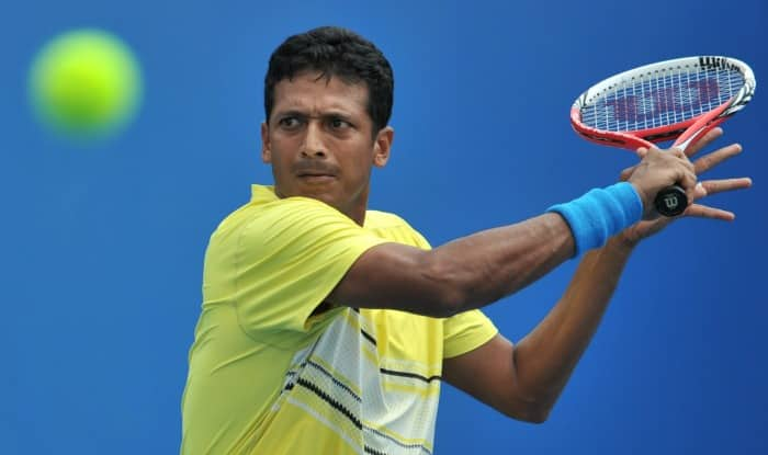 Mahesh Bhupati. (File picture)