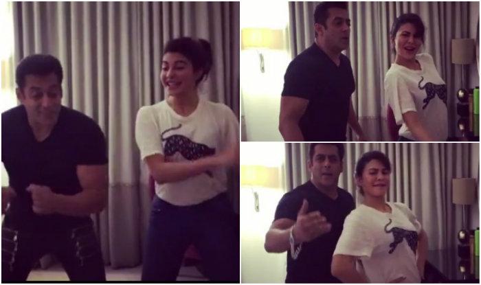 Salman Khan Recreates Tan Tana Tan With Jacqueline Fernandez (Watch Video)