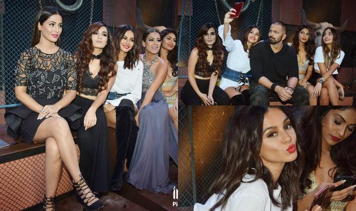 Khatron Ke Khiladi 8: Nia Sharma, Hina Khan, Shibani Dandekar, Lopamudra Raut Party Hard! (View INSIDE Pics)