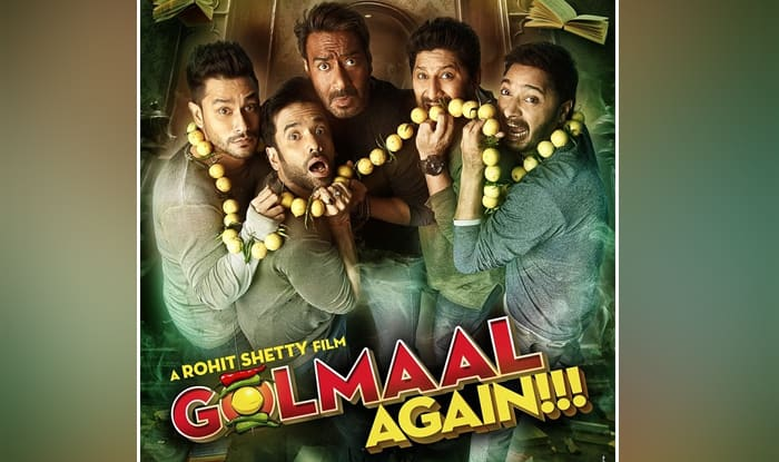 Golmaal Again Trailer Twitterati Has Mixed Reactions After Watching