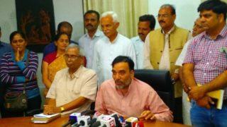 AAP to contest Gujarat Assembly polls, roadshow on Sep 17   आप लड़ेगी गुजरात विधानसभा चुनाव, 17 सितम्बर को रोड शो: गोपाल राय