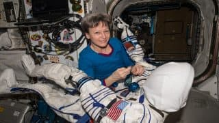 NASA Astronaut Peggy Whitson Says She Missed Flush Toilets and Eating Pizzas During Her Record-Breaking 665 Days Off Earth