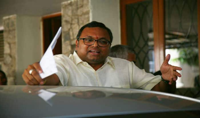 Aircel-Maxis Case: Confidential CBI Report Recovered From House of Karti Chidambaram During ED Raid
