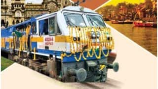 Vadodara-Varanasi Mahamana Express: Bookings to Open Today, Regular Service to Begin from September 27