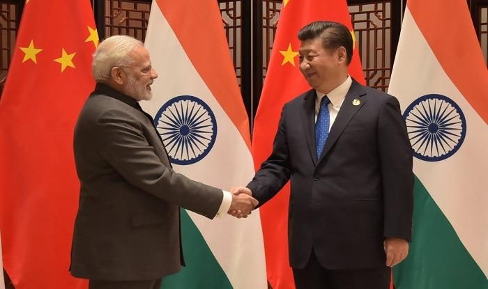 PM Modi And Chinese President Xi Jinping