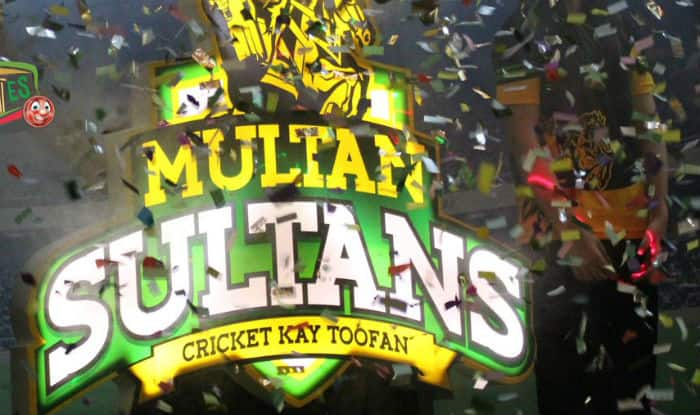 Pakistan Super League: Wasim Akram Unveils Logo of Multan Sultans, Tom Moody Appointed Coach