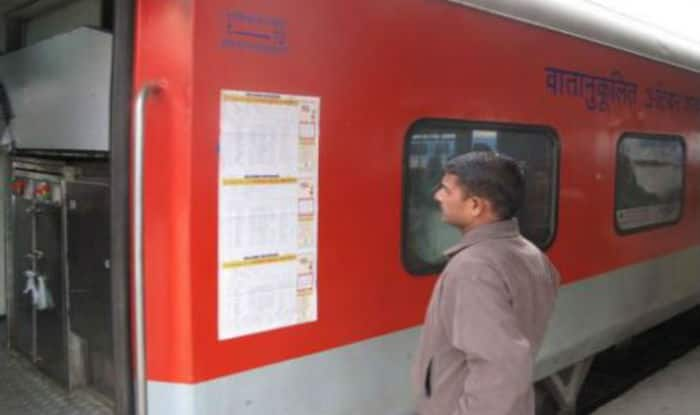 Railways to Stop Pasting Reservation Charts on Train Coaches